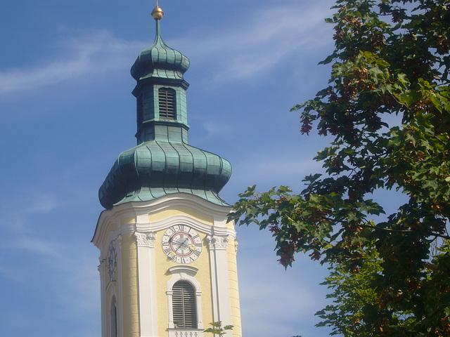 Kirchturm Kloster Walderbach