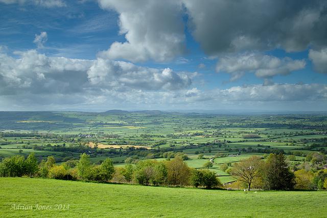 Resting Hill, Shropshire