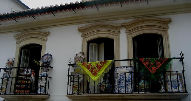 Alcobaça, souvenirs shop