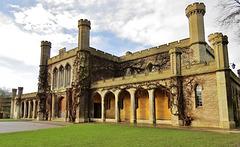 assize courts, lincoln castle