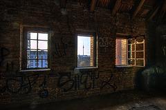 zimmer mit aussicht / a room with a view