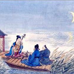 La poema senco de Bai Ju - yi