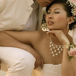 La mariée de PYNGYAO