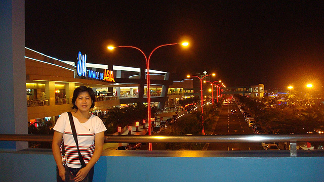 at mall of asia