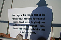 Trinity Site - Trinitite (5683)