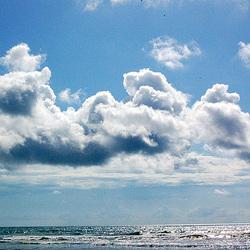 Christian Morgenstern: An die Wolken