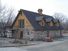 Knowlton  /  Québec, CANADA - 28 mars 2010
