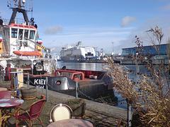 .. einfach etwas sonnig - Hafen Kiel