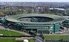 Circular stadium