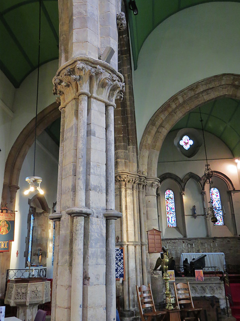 st mary le wigford, lincoln