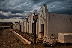 El Calafate cemetery