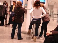 Aéroport de Montréal / Montreal airport  - 15 novembre 2008