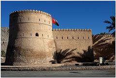 Khasab-Fort