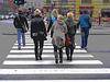 Falk Lauritsen Reiser blonds quatuor / Copenhague - Copenhagen /  Denmark - Danemark.  20 octobre 2008 - Postérisation