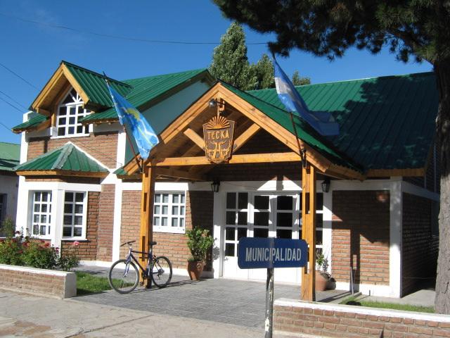 Municipalidad de Tecka, Febrero 2010