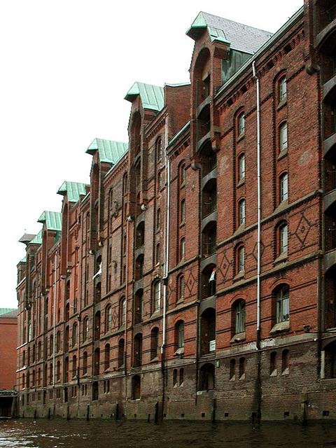 DSCN1437 Speicherstadt Hamburg