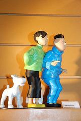 Tintin & Milou !!