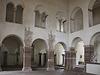 im karolingischen Westwerk der Abteikirche Corvey