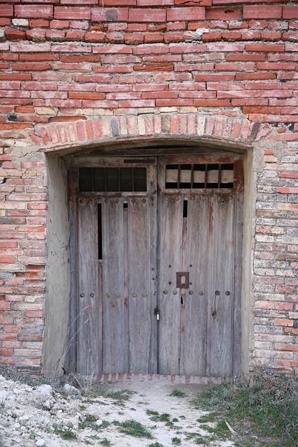 Doorway - cave house