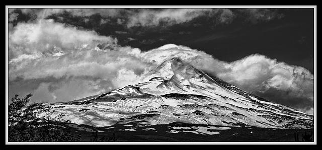 Volcán Llaima - 3125 m