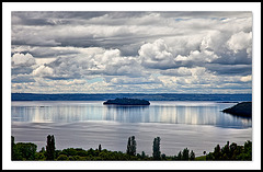 Lago Ranco - Island Peñique