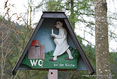 """la """"station"""" d'un chemin de croix..???"""
