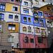 Vienne la maison de Hundertwasser