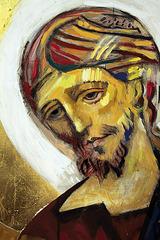 Cristo de China.Autor Kiko Argüello