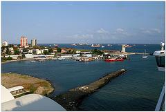 Hafen Colon