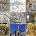 Autun Cathedral Gislebertus Carvings