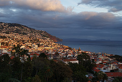 Sunset Funchal