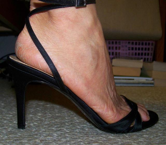 ann taylor sandals (F)