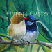 Happy Easter-love birds2