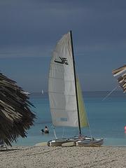 2005 12 24 Varadero Beach B&C Water Game 072