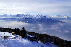 View from Patscherkofel