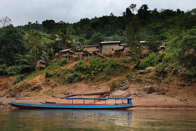 Nam Ou village
