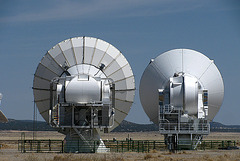 Next to Very Large Array (2012)
