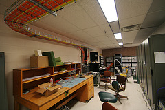 Very Large Array - Old Electronics (5717)