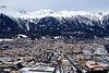 Innsbruck/ View from Bergisel