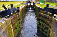 Barrowford Locks. HFF