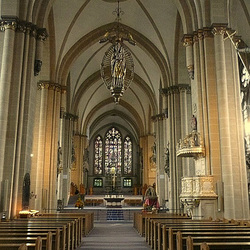Der Hohe Dom in Paderborn