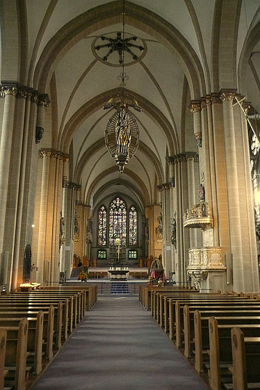 Der Hohe Dom in Paderborn