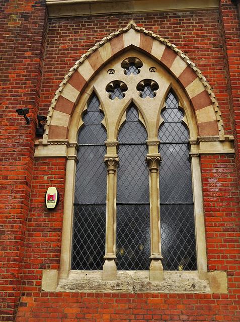 former chapel, merchant seamen's orphan asylum, wanstead, london