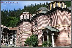 Monastère de Rila (Bulgarie)