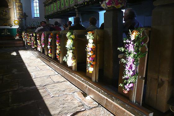 Kirche in Liebenau