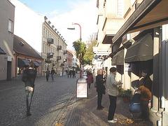 Swedish Bokia street scenery /  Scène de rue suédoise à la Bokia.