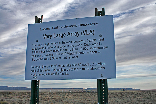 Very Large Array (5556)