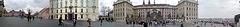 place du chateau Praha CZ