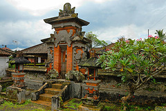 Private temple premise
