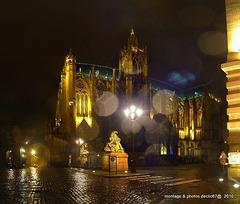 la cathedrale de metz